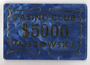 Casino Moscovsky Club