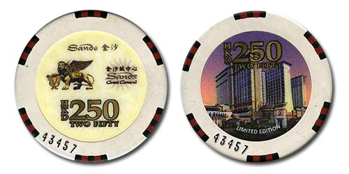 Casino Sands Cotai