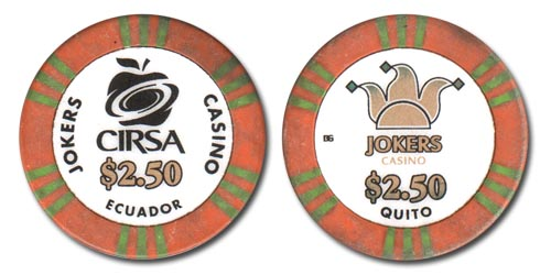 Casino Jokers