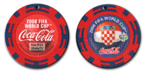 Casino chip coca cola cup world palmer casino site