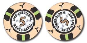 Carlo casino chip monte sale casino checklist free game